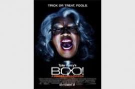 Tyler Perry Boo Madea Halloween 2017